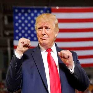 موفقیت دونالد ترامپ