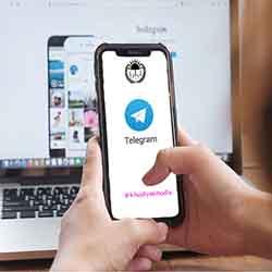 کانال تلگرام خود و خدا
