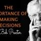 اهمیت تصمیم گیری