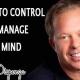 کنترل و مدیریت ذهن