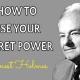 قدرت پنهان درون انسان