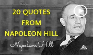نقل قول ناپلئون هیل
