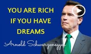رویاها ثروت هستند - آرنولد