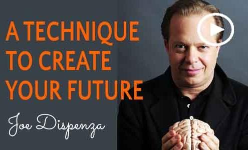 ساخت آینده دلخواه - دکتر جو دیسپنزا